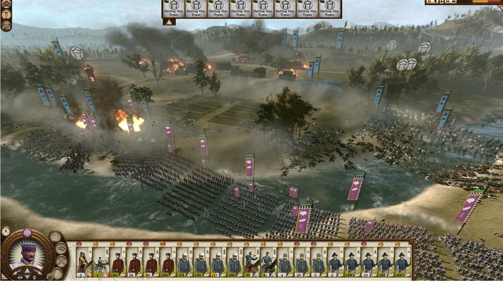 Resultado de imagem para Total War: Shogun 2