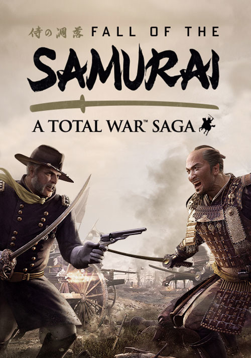 Total War Saga: FALL OF THE SAMURAI - Cover / Packshot