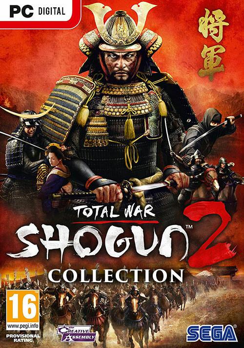 Total War: Shogun 2 Collection - Cover / Packshot