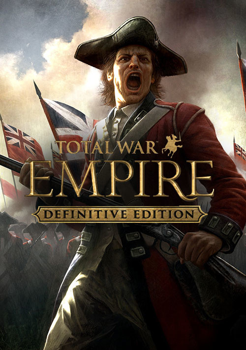 Total War: EMPIRE – Definitive Edition - Cover
