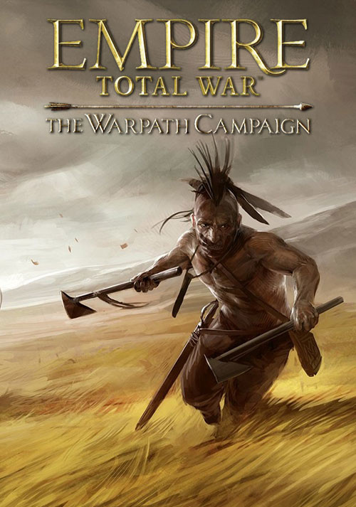 Empire: Total War - Warpath - Packshot