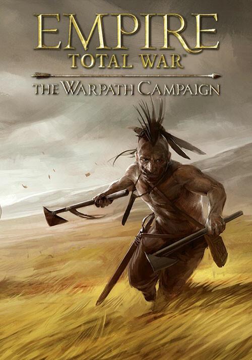 Empire: Total War - Warpath - Packshot