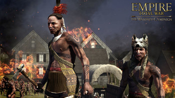 Screenshot2 - Empire: Total War - Warpath