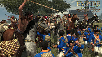 Screenshot3 - Empire: Total War - Warpath
