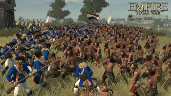 Screenshot4 - Empire: Total War - Warpath
