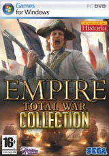 Empire: Total War Collection - Packshot