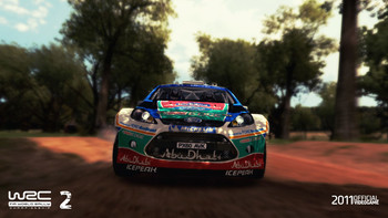 Screenshot4 - WRC 2 FIA World Rally Championship