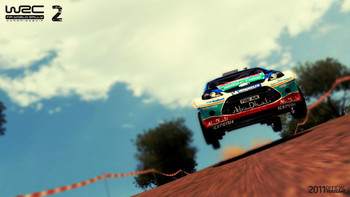 Screenshot5 - WRC 2 FIA World Rally Championship