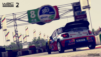 Screenshot3 - WRC 2 FIA World Rally Championship