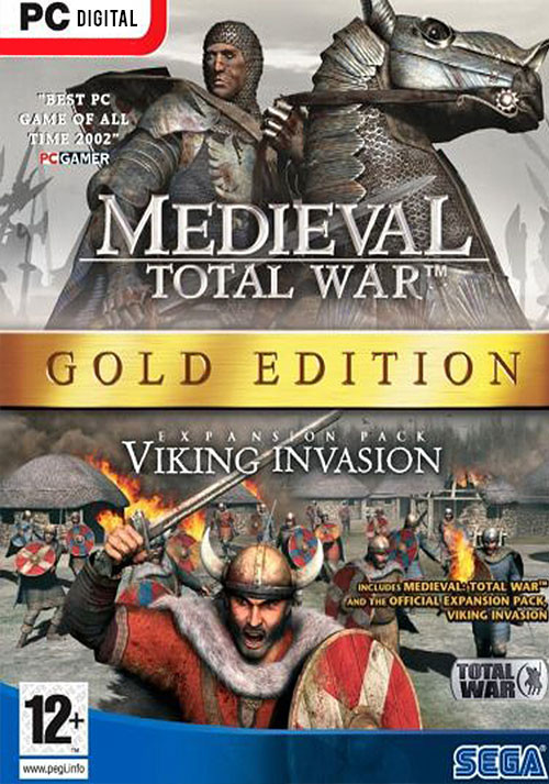 Medieval: Total War Collection - Packshot