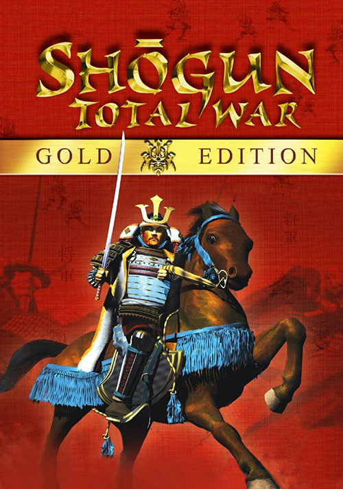 Shogun Total War Collection - Cover