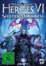 Might & Magic Heroes VI: Shades of Darkness - Cover