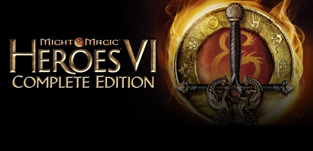 Might & Magic Heroes VI Complete Edition - Cover / Packshot