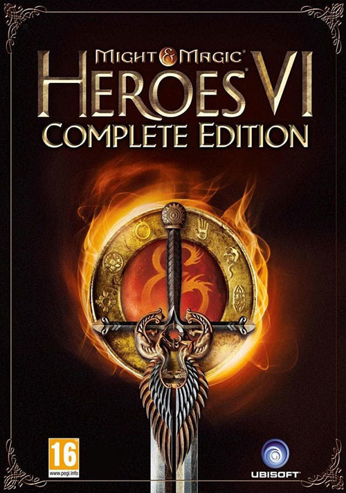 Might & Magic Heroes VI Complete Edition - Cover