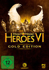 Might & Magic Heroes VI Gold Edition - Cover / Packshot
