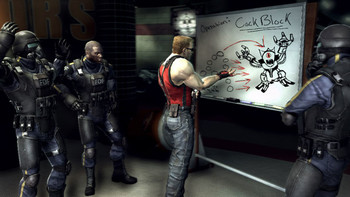 Screenshot4 - Duke Nukem Forever (Mac)