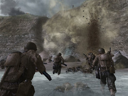 Screenshot1 - Call of Duty 2