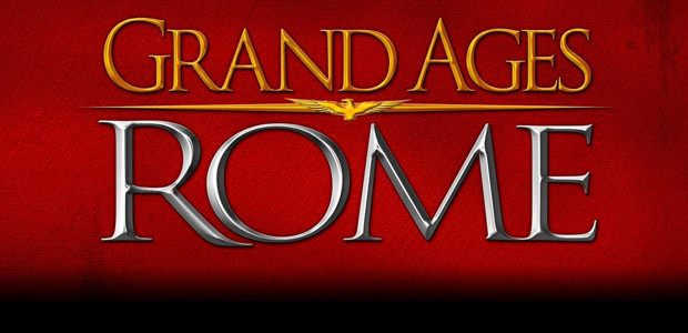 Grand Ages: Rome - Cover / Packshot