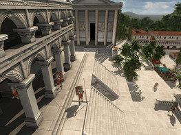 Screenshot1 - Grand Ages: Rome - Gold Edition
