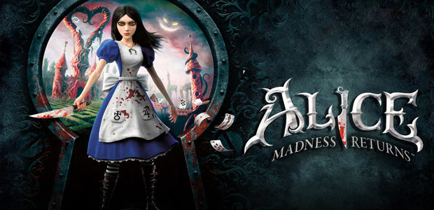 Alice: Madness returns - Cover / Packshot