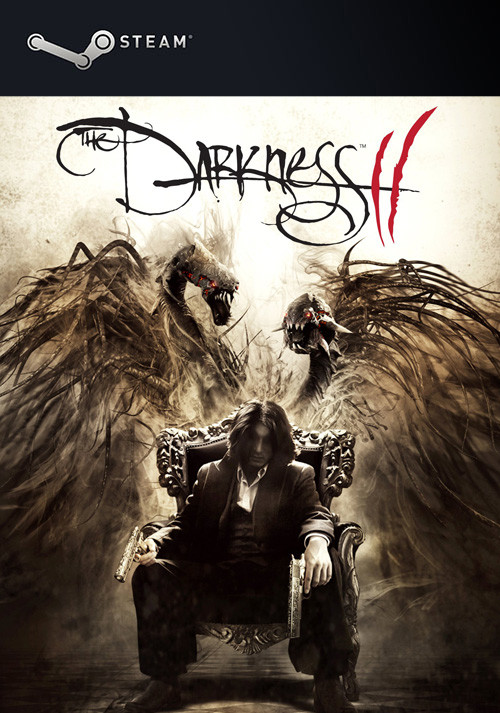 The Darkness II - Cover / Packshot