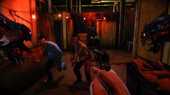 Screenshot3 - The Darkness II