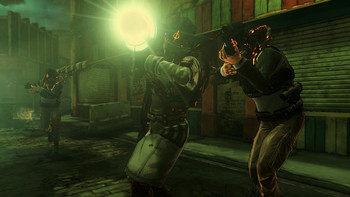 Screenshot4 - The Darkness II