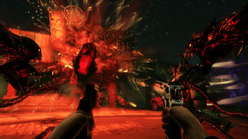 Screenshot5 - The Darkness II