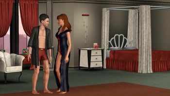 Screenshot3 - Les Sims 3 Suite de Rêve kit