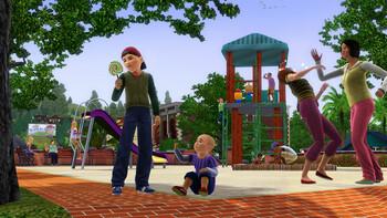 Screenshot3 - Die Sims 3: Gib Gas-Accessoires