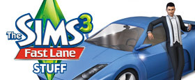 The Sims 3 - Fast Lane Stuff Pack