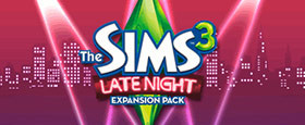 Die Sims 3: Late Night Pack