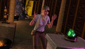 Screenshot1 - Die Sims 3: Reiseabenteuer