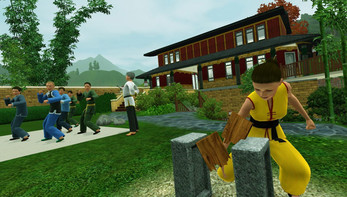 Screenshot4 - Die Sims 3: Reiseabenteuer