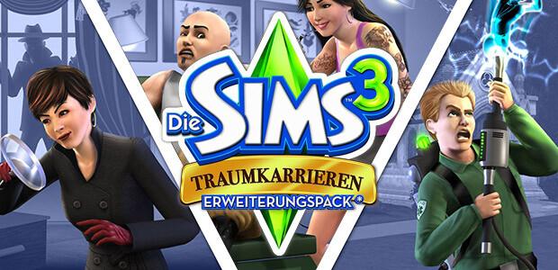 Die Sims 3: Traumkarrieren - Cover / Packshot