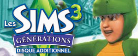 Les Sims 3 Générations