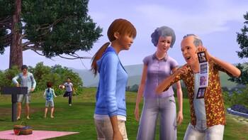 Screenshot1 - The Sims 3 Generations