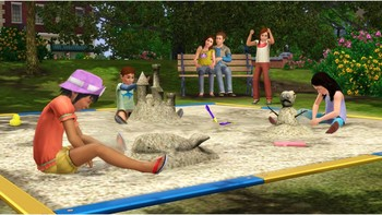 Screenshot4 - The Sims 3 Generations
