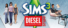 The Sims 3: Diesel Stuff Pack