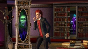 Screenshot2 - Les Sims 3 : Super-Pouvoirs
