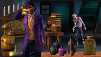 Screenshot4 - Les Sims 3 : Super-Pouvoirs