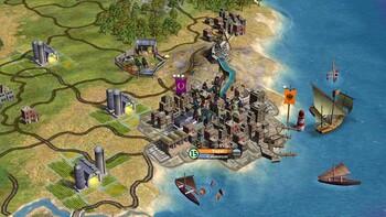 Screenshot1 - Civilization IV (Mac)