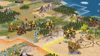 Screenshot3 - Civilization IV (Mac)