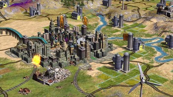 Screenshot4 - Civilization IV (Mac)