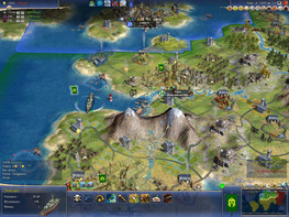 Screenshot1 - Civilization IV Beyond the Sword (Mac)