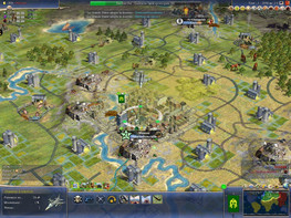 Screenshot2 - Civilization IV Beyond the Sword (Mac)