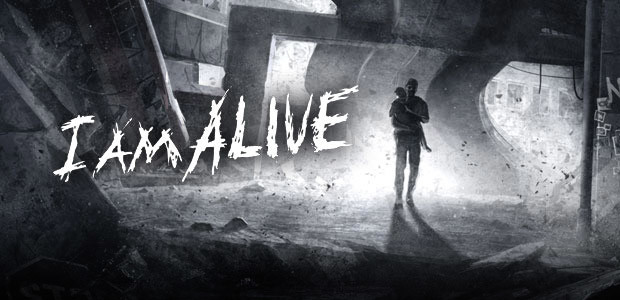 I Am Alive - Cover / Packshot
