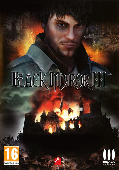 Black Mirror III - Cover / Packshot