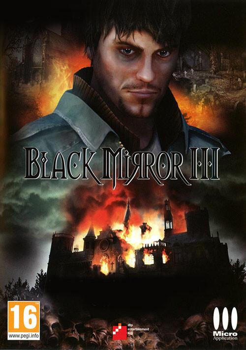 Black Mirror III - Cover / Packshot
