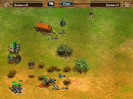 Screenshot5 - The Blue Coats: North VS South